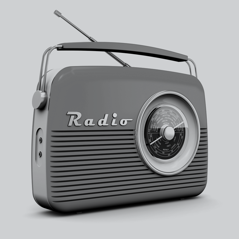 Radio Broadcast Ads