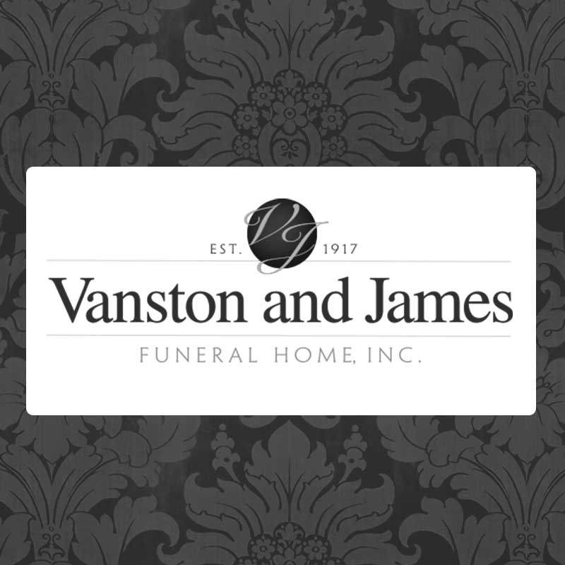 Vanston & James – A Responsive Web Site