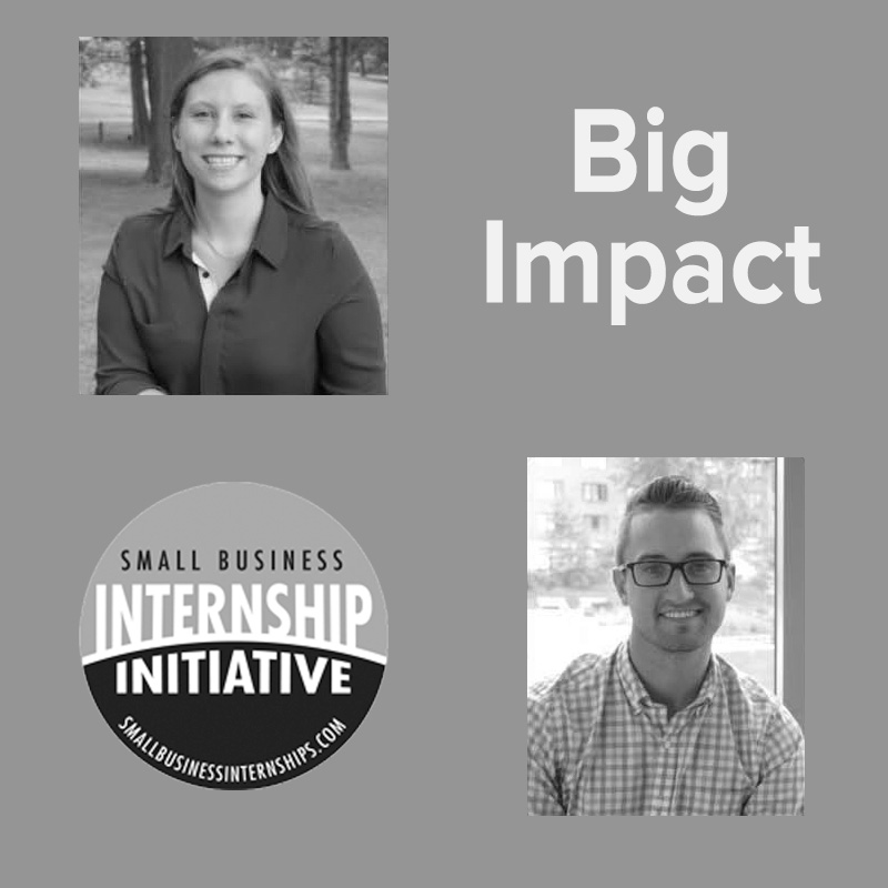 Small Business Internship Initiative – A Web Application Connecting Students and Businesses