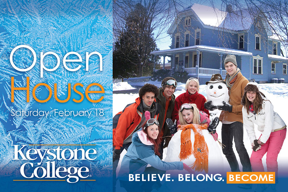 Keystone College Open House